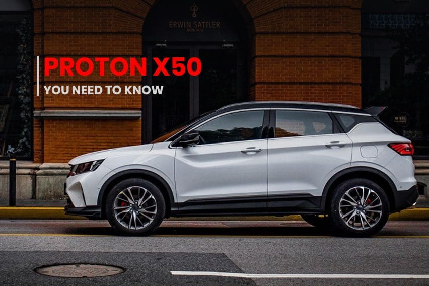 Proton X50 update: Information buyers can not miss