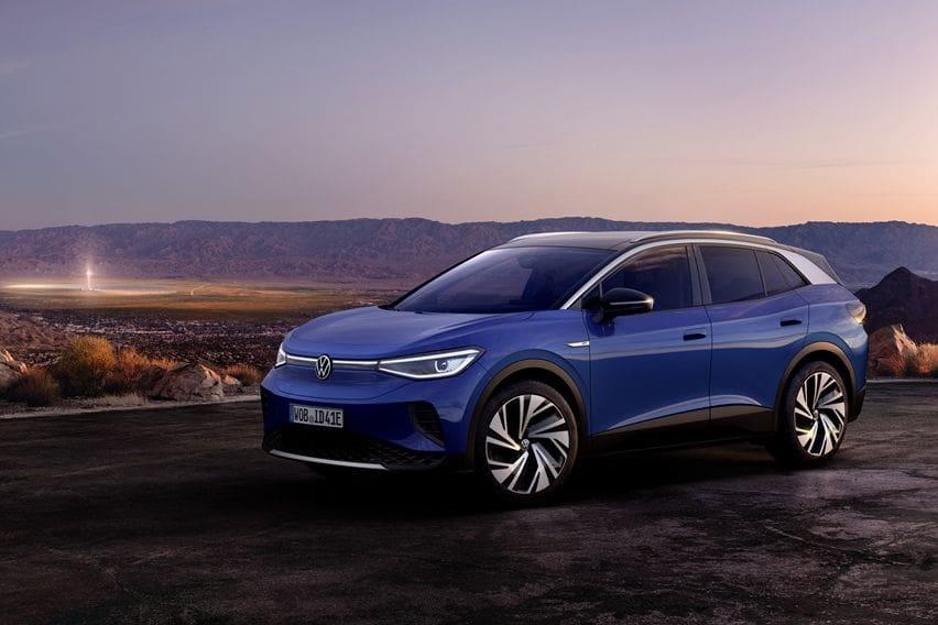 SUV Elektrik Perdana Volkswagen ID.4 Mendebut, Begini Spesifikasi Lengkapnya