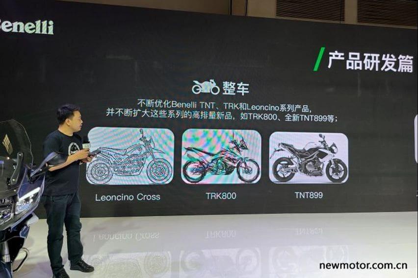 Benelli Tunjukkan Tiga Rencana Motor Baru, Ada Rival Ducati Scrambler