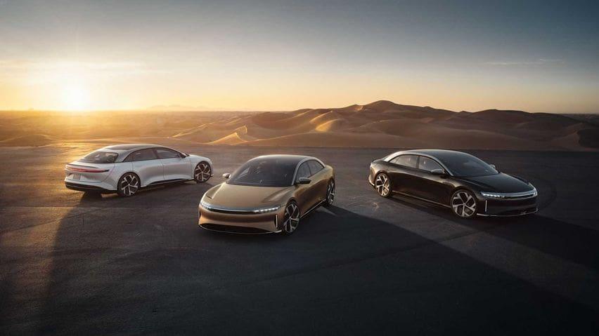 Sedan Listrik Lucid Air, Penantang Sepadan Tesla Model S