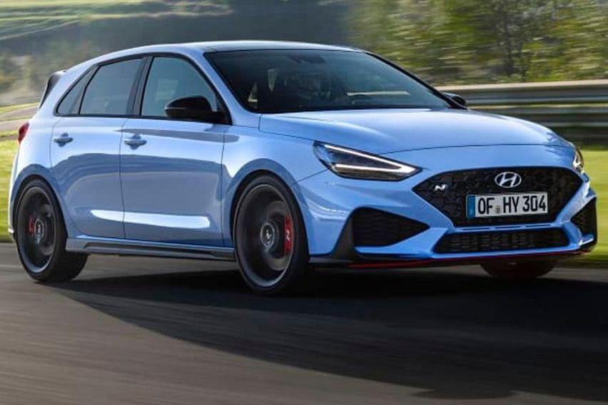 2021 Hyundai i30N is finally out of the covers; check all the details