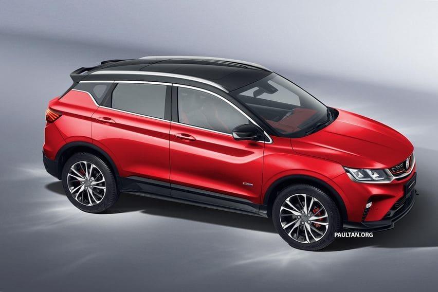 Proton X50 Menggunakan Mesin Turbo Hasil Campur Tangan Volvo