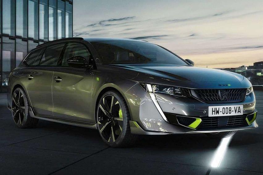 Peugeot Hadirkan 508 PSE, Model Plug-in Hybrid Paling Bertenaga