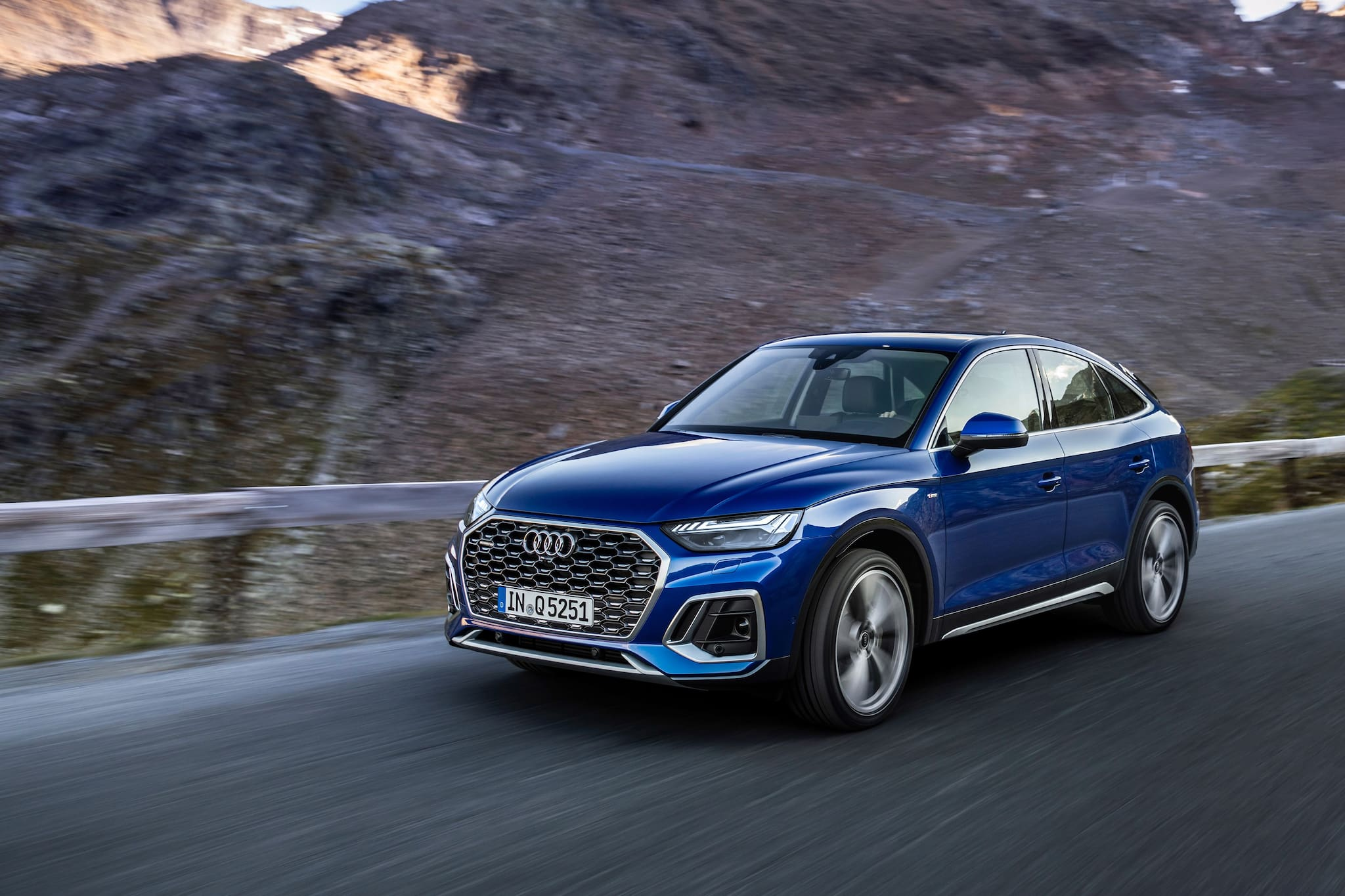 Audi Q5 gets new Sportback body with TDI and TFSI engines