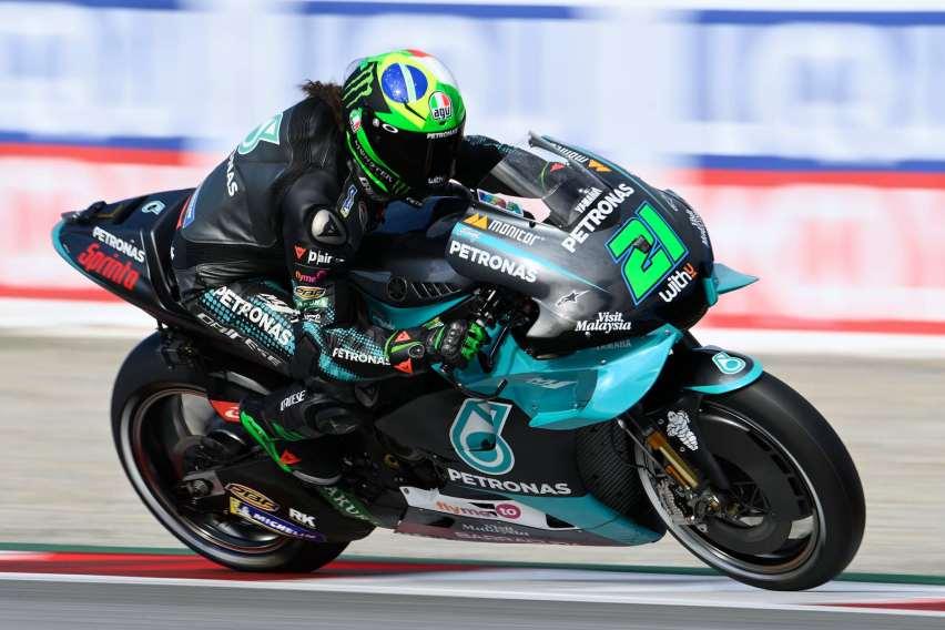 MotoGP 2020: Hasil Kualifikasi GP Catalunya, Morbidelli Start Terdepan untuk Pertama Kali