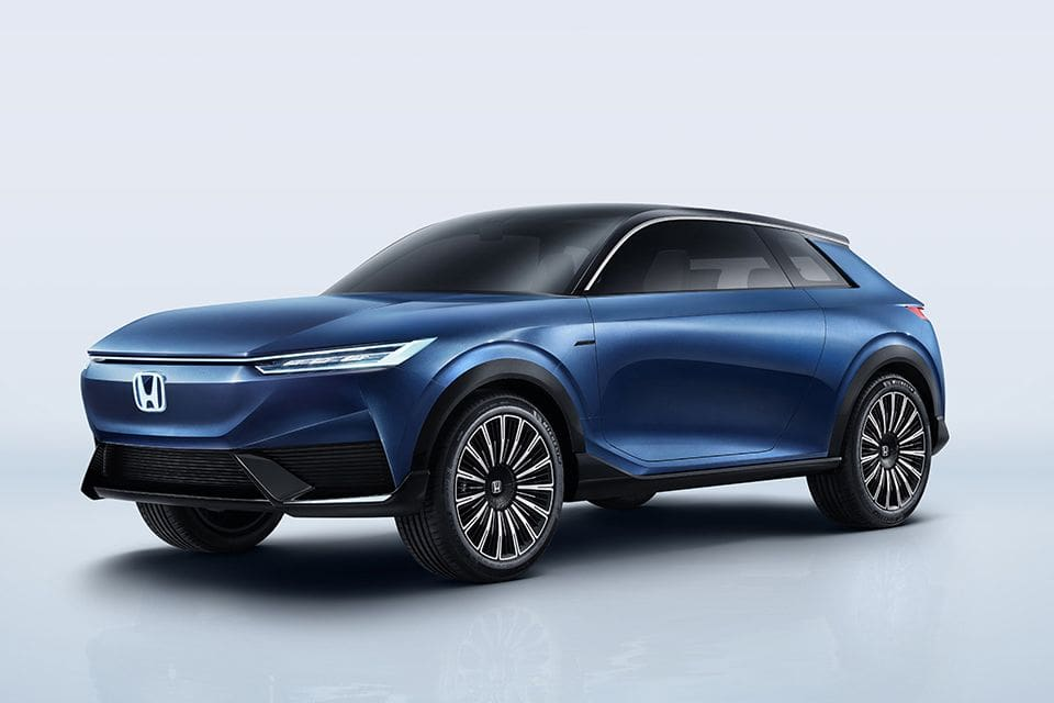 Honda electric SUV concept debuts at Auto China 2020