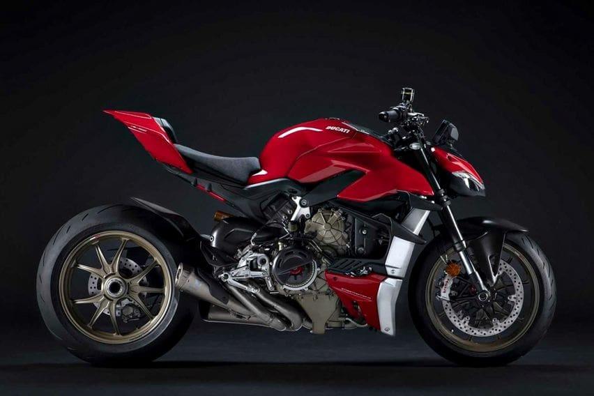 Ducati Luncurkan Paket Penunjang Performa Buat Streetfighter V4