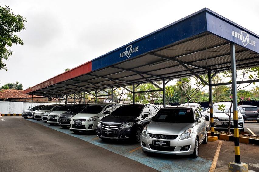 Suzuki Berikan Keuntungan Lebih Tukar Tambah di Auto Value