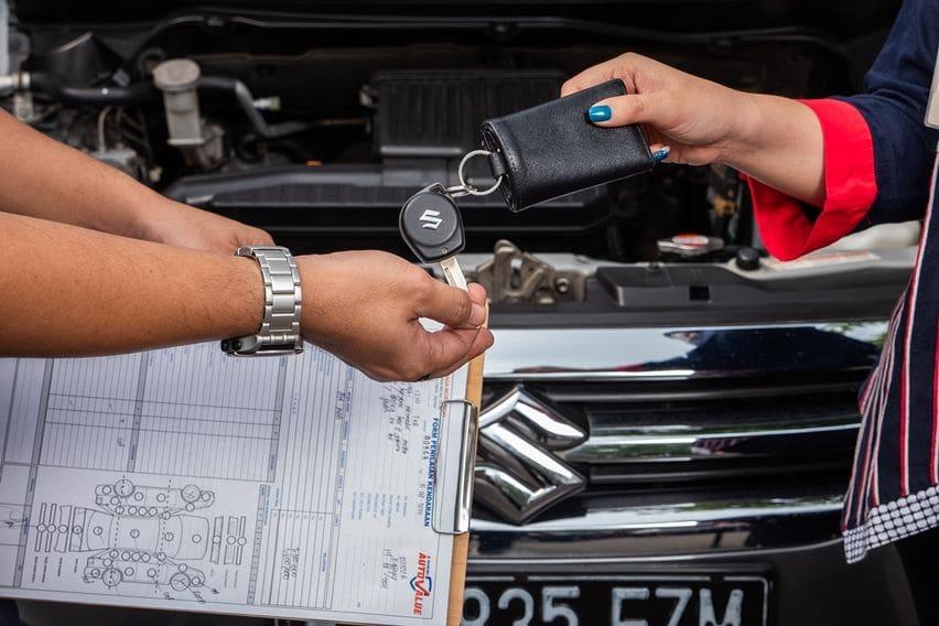 trade-in Suzuki Auto Value