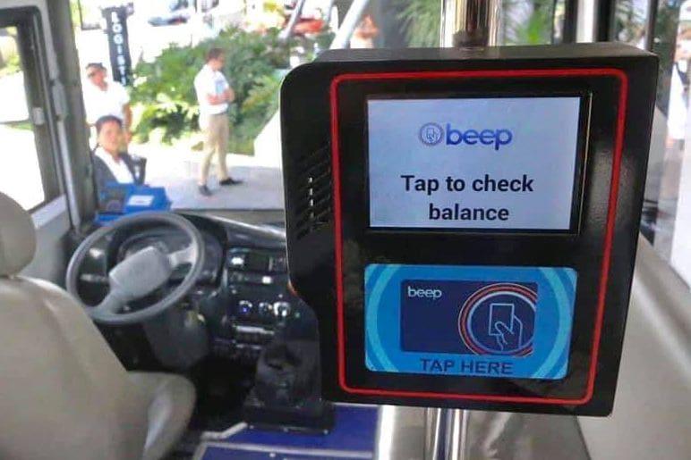 No Beep card, no ride on EDSA Busway starting Oct. 1