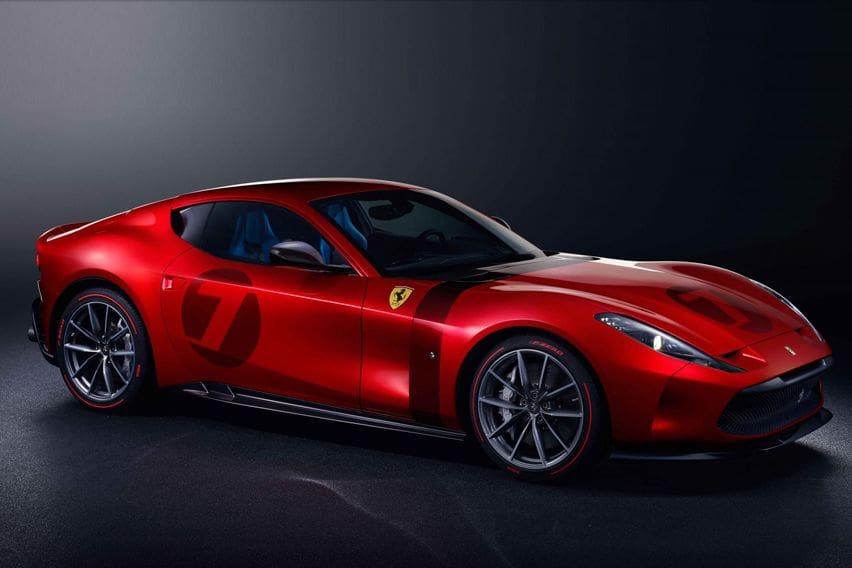 Ferrari Omologata, Ketika 812 Superfast Berganti Gaya GT Klasik