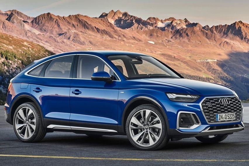 Audi Q5 Sportback Perdana Mengisi Line-up, Tandingan BMW X4 dan Mercedes-Benz GLC Coupe