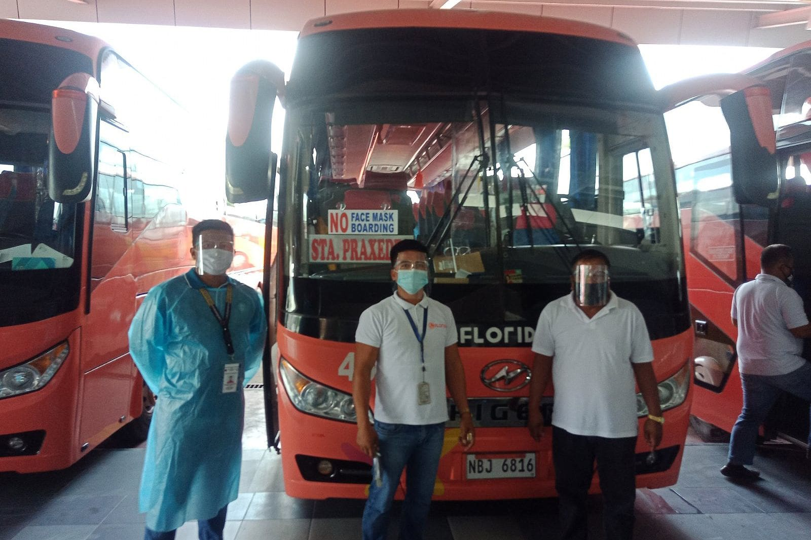 LTFRB: Provincial bus riders must secure travel pass, advance booking