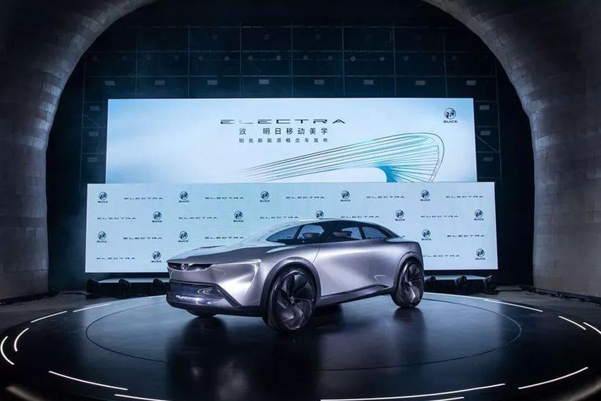 Buick announces its new EV concept, the Electra