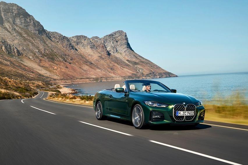 BMW 4 Series Convertible Resmi Mendebut, Komposisi Atap Beralih ke Soft Top
