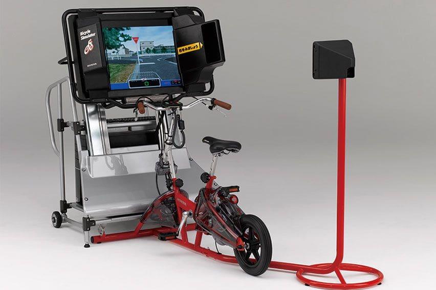 Honda VR technologies
