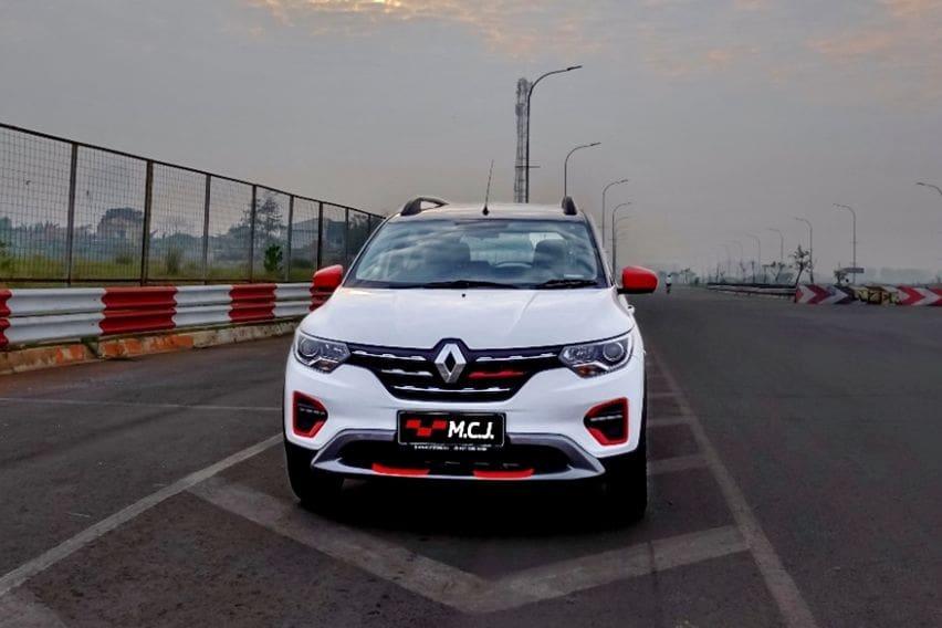 Renault Indonesia Luncurkan Triber MCJ, Selisih Rp 4 Juta dari Model Reguler