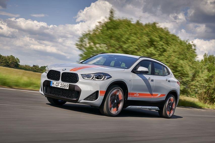BMW X2 M Mesh Edition, Tema Unik Bergaya Nyentrik