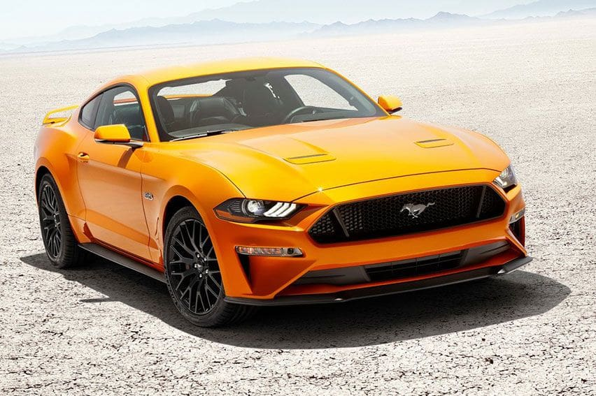 Interior department: What's inside a Ford Mustang?