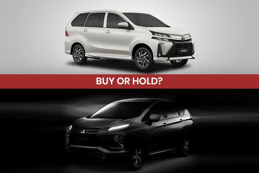 Buy or Hold: Should you wait for Mitsubishi Xpander or buy Toyota Avanza?