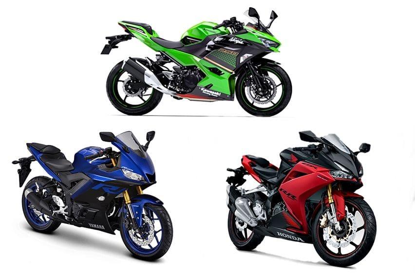 Pilihan Motor Sport 250 cc Rp 60 Jutaan, Siapa Paling Layak Beli?