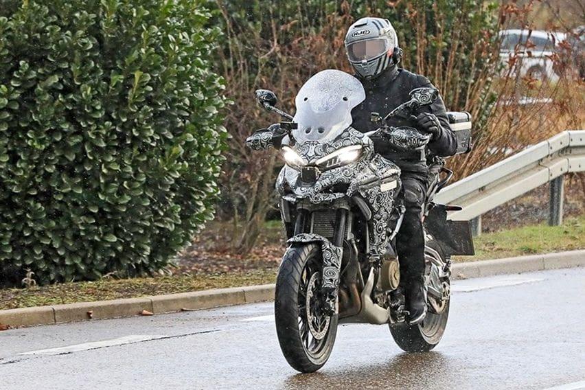 Ducati Multistrada V4 MY2021, Power Meningkat dan Bobot Berkurang
