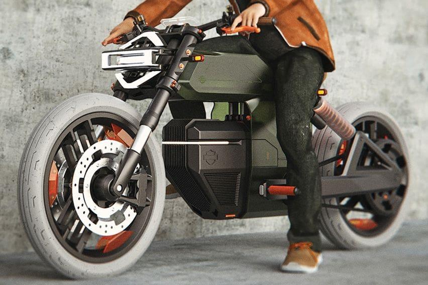 Harley-Davidson Revival, Motor Listrik Untuk Kaum Milenial ...