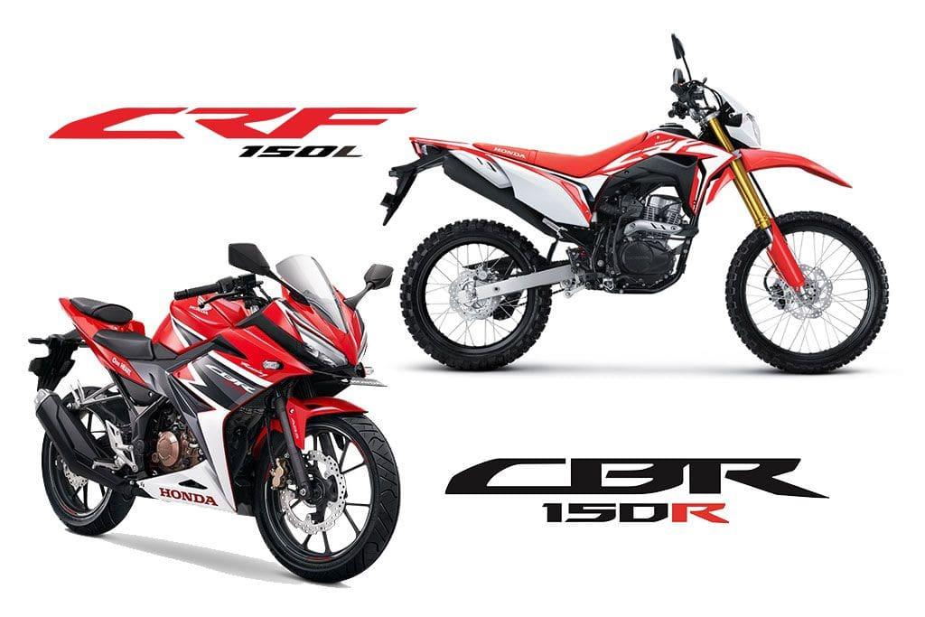 Asik Mana Honda CRF150L Atau CBR150R untuk Motor Harian?