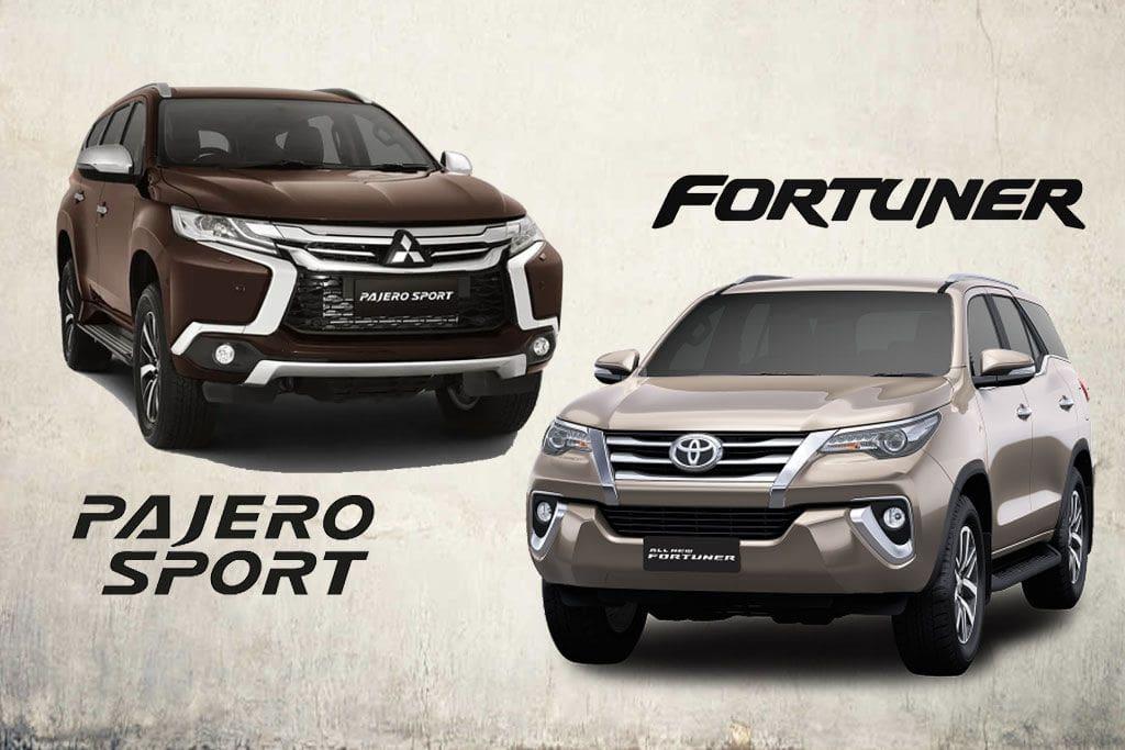Toyota Fortuner Baru Meluncur Pekan Depan, Mitsubishi Pajero Sport Menyusul