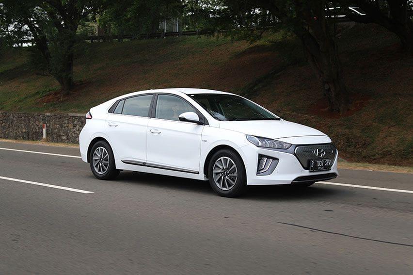 Road Test Hyundai Ioniq Electric (Part 2): Menyenangkan dan Hemat
