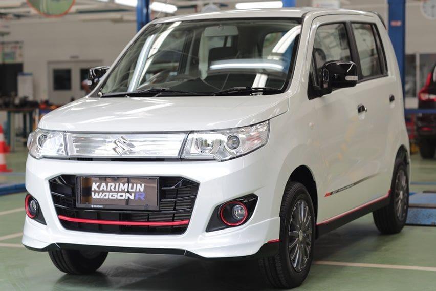 Meluncur di IMX 2020, Suzuki Karimun Wagon R 50th Anniversary Edition Diproduksi Terbatas 50 Unit