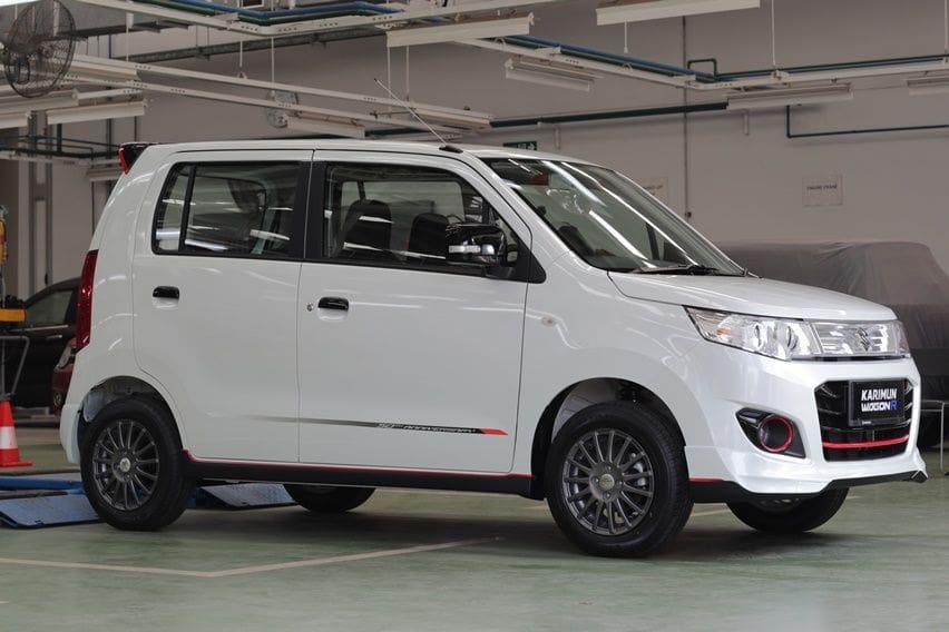 Karimun Wagon R Dongkrak Penjualan, Suzuki Geser Posisi Honda