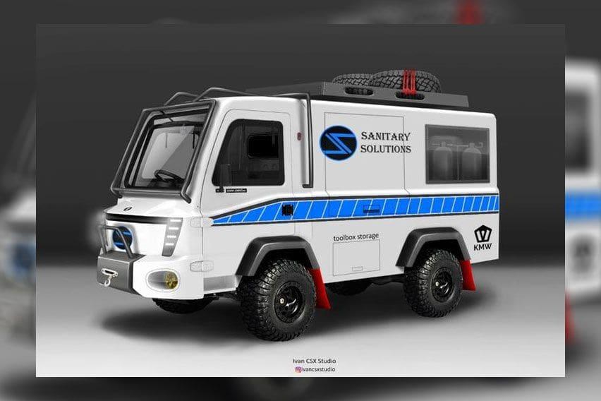 Desain Penyaring Air Bersih Jawara Kemenperin AMMDes Digimodz 2020