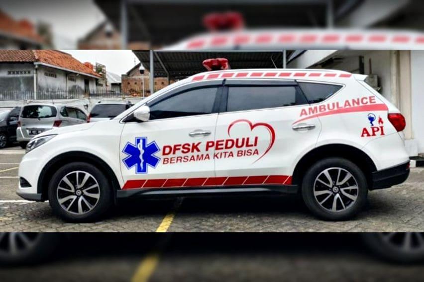 Daftar Mobil yang Dijadikan Ambulans Selama Pandemi Covid-19