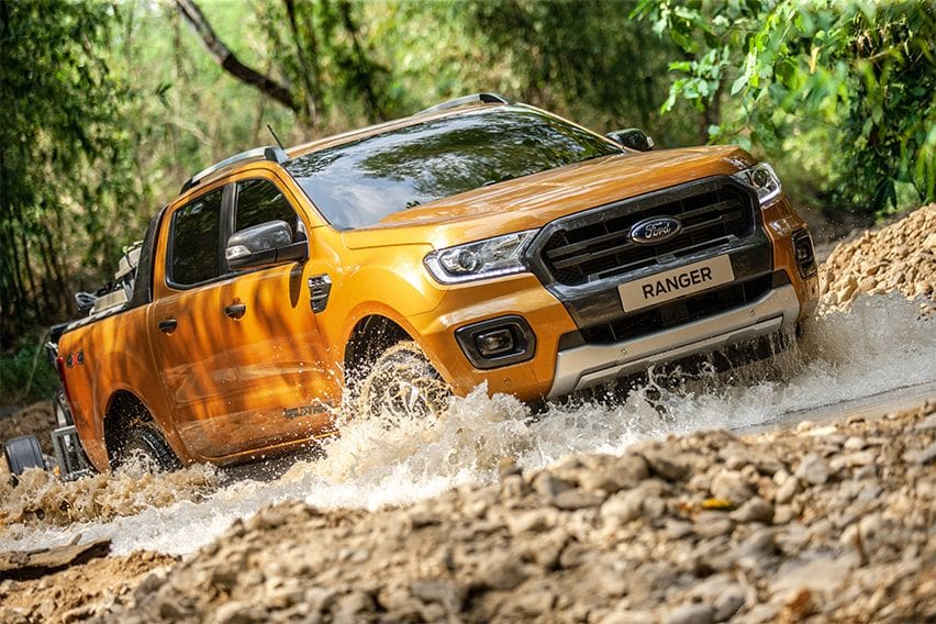 Walk on the wild side: A look at the Ford Ranger Wildtrak