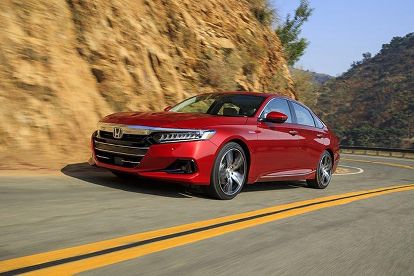 Honda Accord Facelift Bawa Penyempurnaan Teknologi di balik Revisi Gaya Minimalis