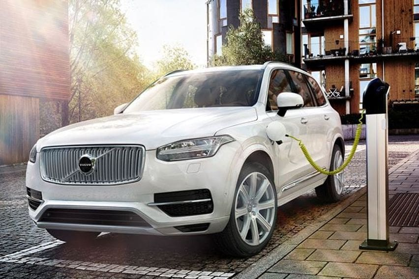 Upcoming Volvo XC90 might be the brand's last combustion engine model