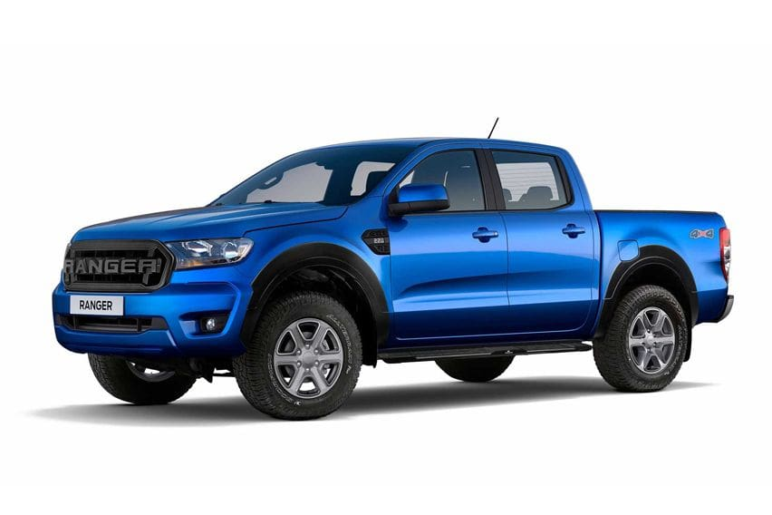 Ford Ranger gets an off-road appearance accessory kit in Brazil