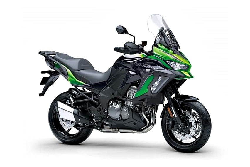 Kawasaki Rilis Versys 1000 S, Statusnya Berada di Bawah Versi SE