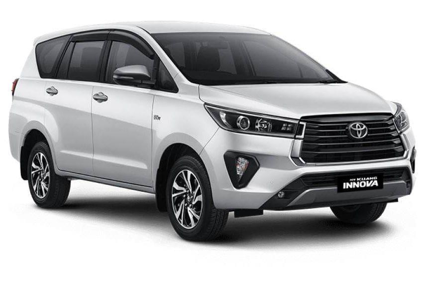 2021 Toyota Innova variants