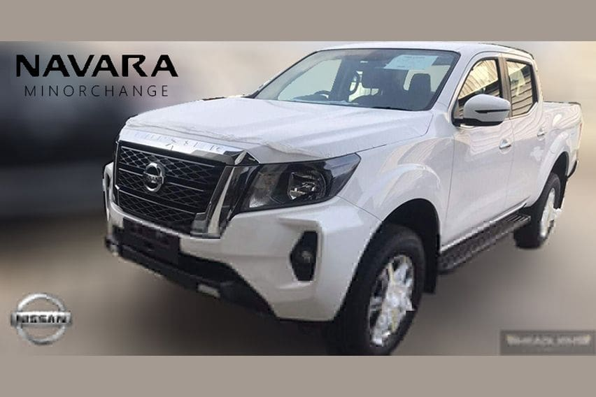 2021 Nissan Navara facelift coming soon, here's what we know