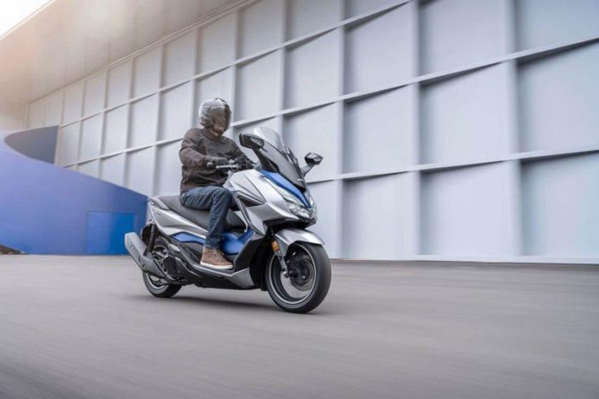 Honda unveils 2021 Forza 350 and Forza 125