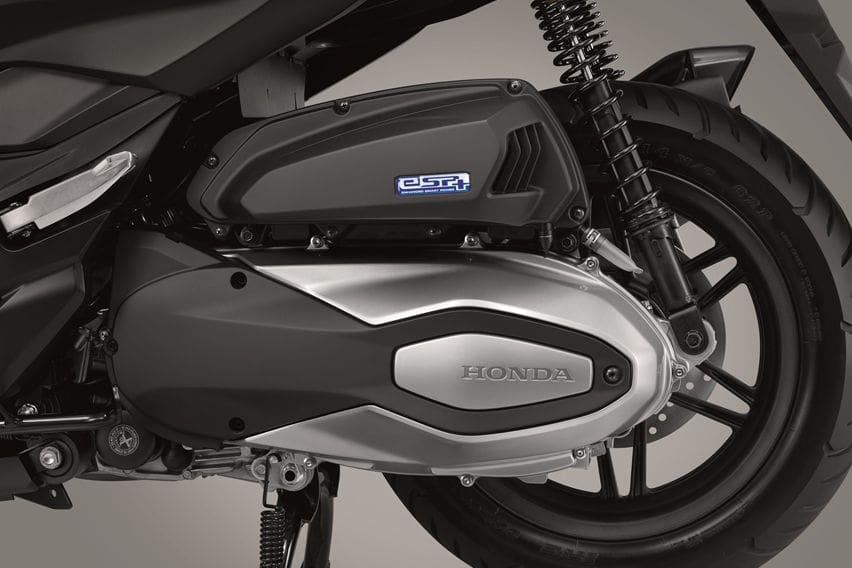 2021 Honda Forza 350 & 125 engine