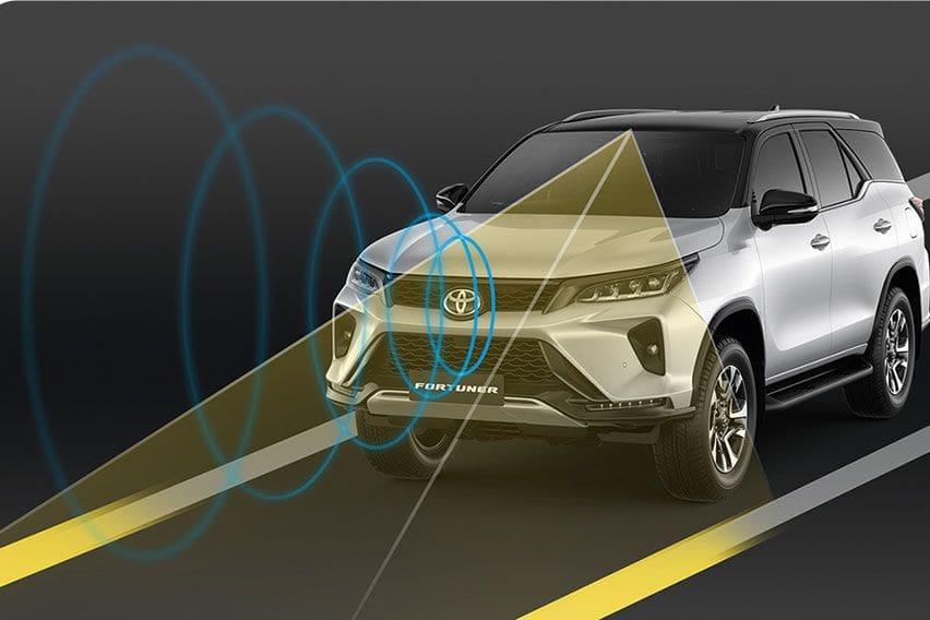 Toyota Fortuner Lane-Departure-Alert