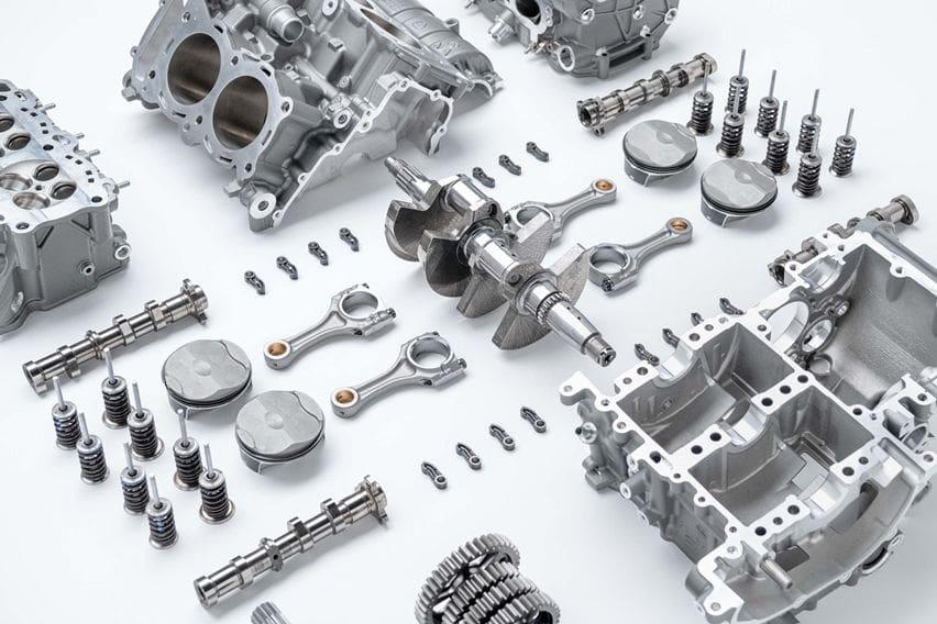 Perkenalkan V4 Grantursimo, Mesin Baru Ducati Buat Multistrada