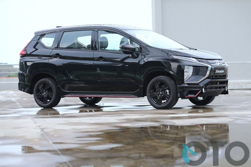 Mitsubishi Xpander Black Edition 2020: Beli atau Jangan?