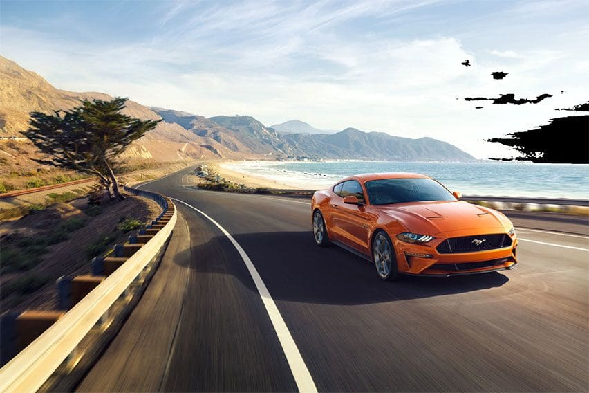Dissecting the design of the Ford Mustang