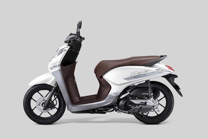 Honda Genio Punya Skema Warna Baru, Opsi Lama Dihilangkan