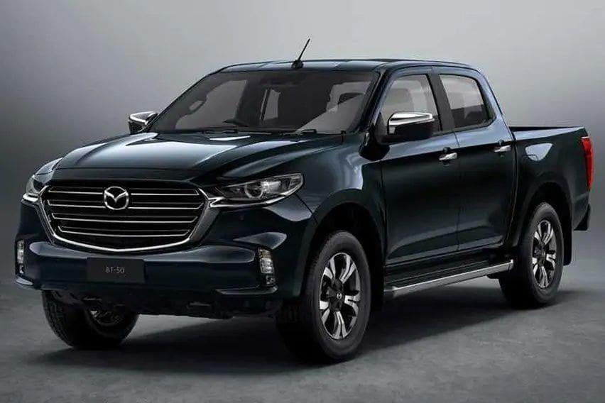 2021 Mazda BT-50 bags 5-star ANCAP safety rating