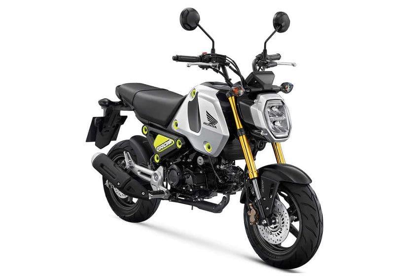 2021 Honda MSX 125/Grom revealed